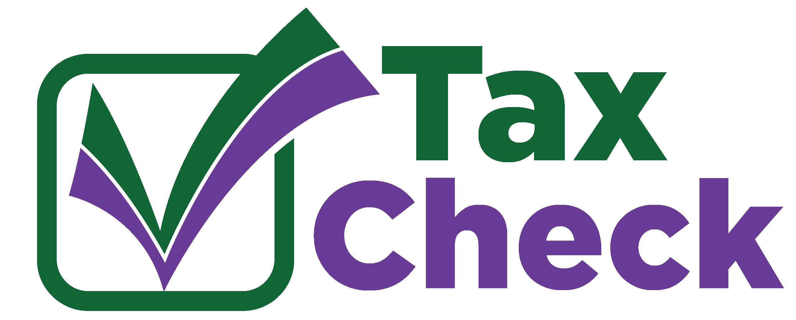 Tax Check Service
